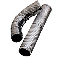 Exhaust Heat Shield Insulation