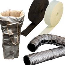 Industrial Exhaust Insulation