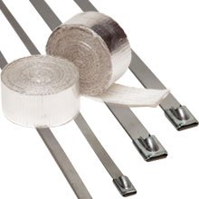 Heat Shield Tape and Fasteners