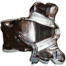Fuel Tank and Fairing Heat Shields
