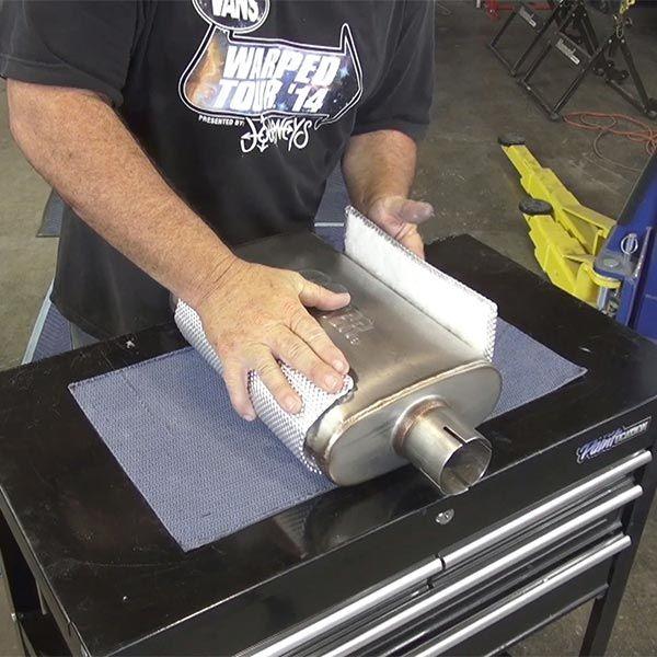 Muffler Heat Shield Heat Shield Material Heatshield