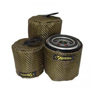 Oil filter Heat Shield