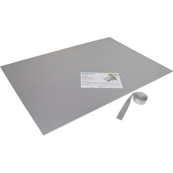 Heat Shield for Oven and Refrigerator