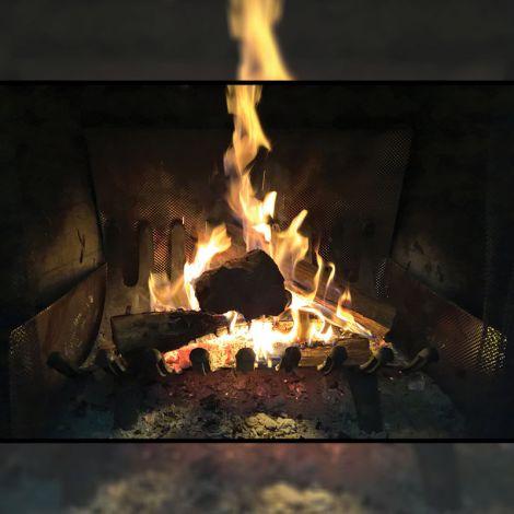 Heat Shield for Fireplace