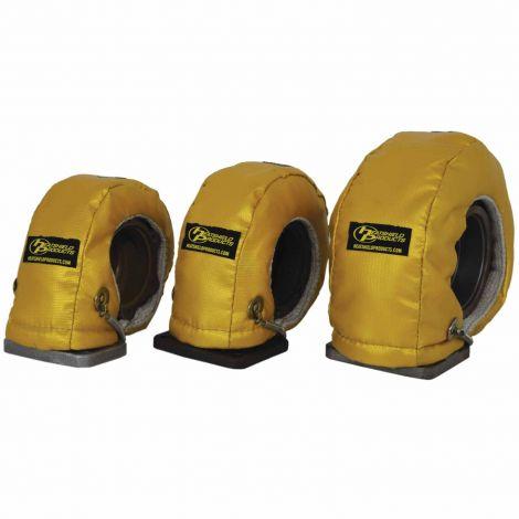 Gold Turbo Heat Shield