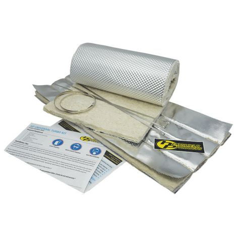 Universal Turbo and Down Pipe Heat Shield Kit