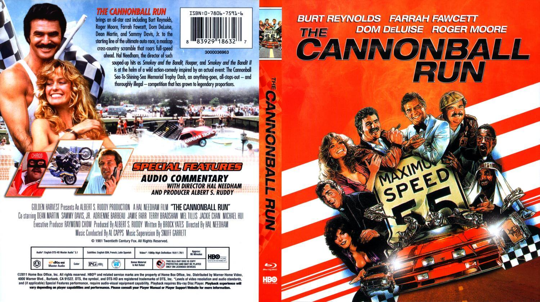 Cannonball Run Movie Poster