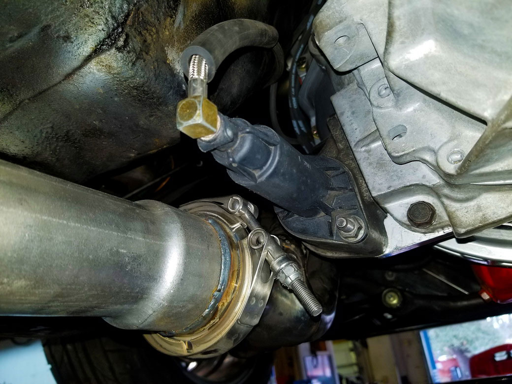 T56 Six Speed Clutch Slave Cylinder