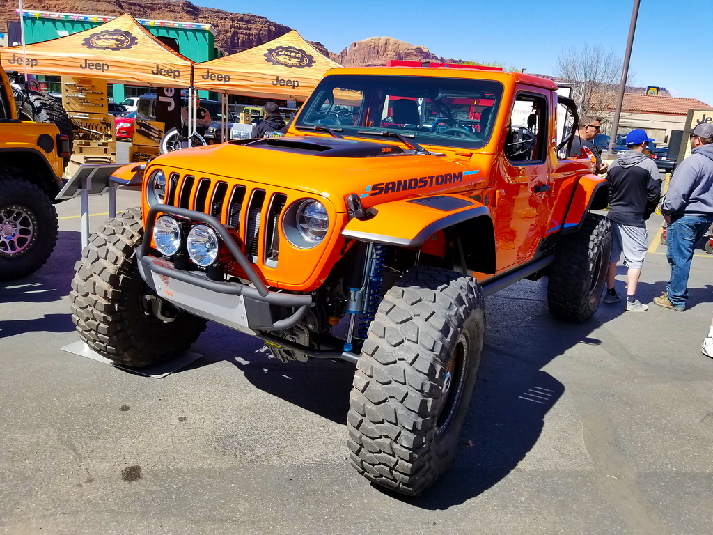 Good Jeep Names >> Cool Jeep Concepts Of Easter Jeep Safari 2018